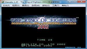 拳皇2002风云再起游戏合集