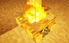 我的世界万能篝火