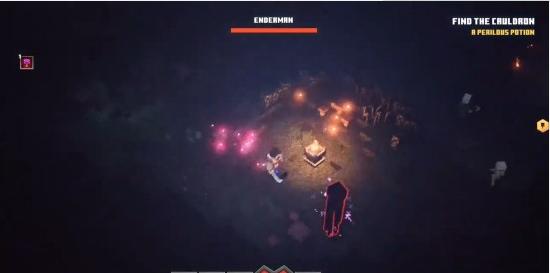 我的世界地下城游戏是一款风格十分炫酷的迷宫冒险战斗游戏