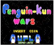 企鹅大战日版