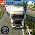 美国重型载货卡车模拟器