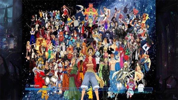 anime mugen游戏
