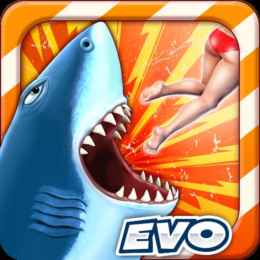 饥饿鲨进化无限钻石破解版
