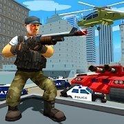 黑帮城市犯罪打击力量