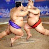 相扑摔跤战士