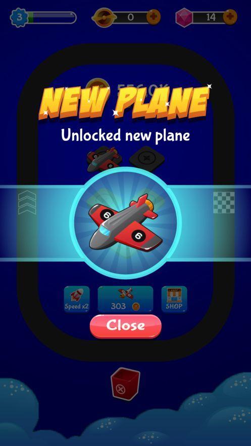 合并超级翅膀红包版游戏截图