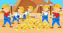有趣的手机挖矿赚钱软件