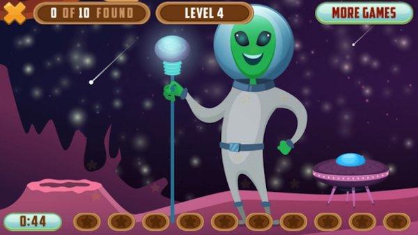 脑洞大挑战外星人找星星红包版游戏截图