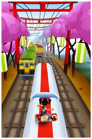 地铁跑酷兑换码2020游戏截图