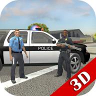 GTA5警察模拟器圣诞节版