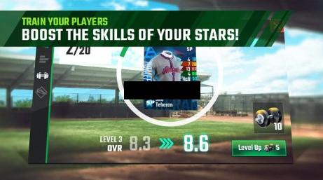 特许棒球2020
