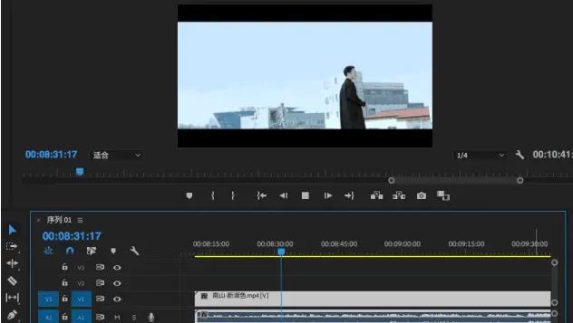 PR在剪辑时可以提高效率的快捷键有哪些?