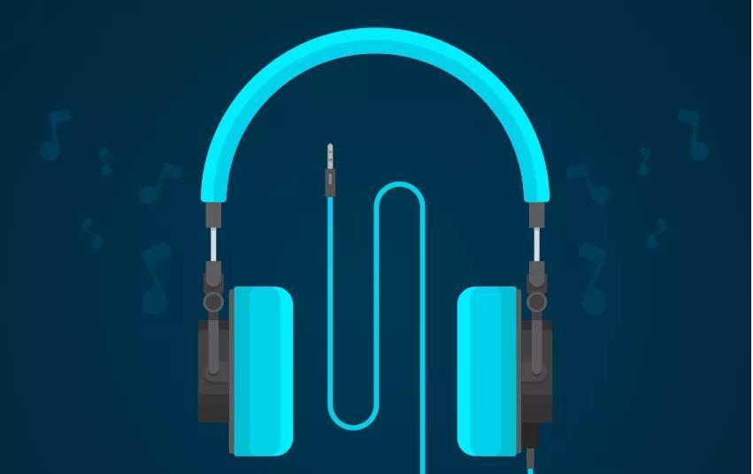 AI绘制耳机效果方法