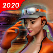 女孩功夫街格斗2020