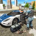 警察司機警察模擬器3D