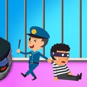 警察捉小偷游戏