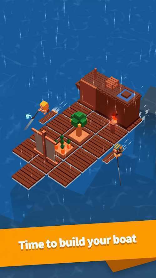 海上建造模拟破解版