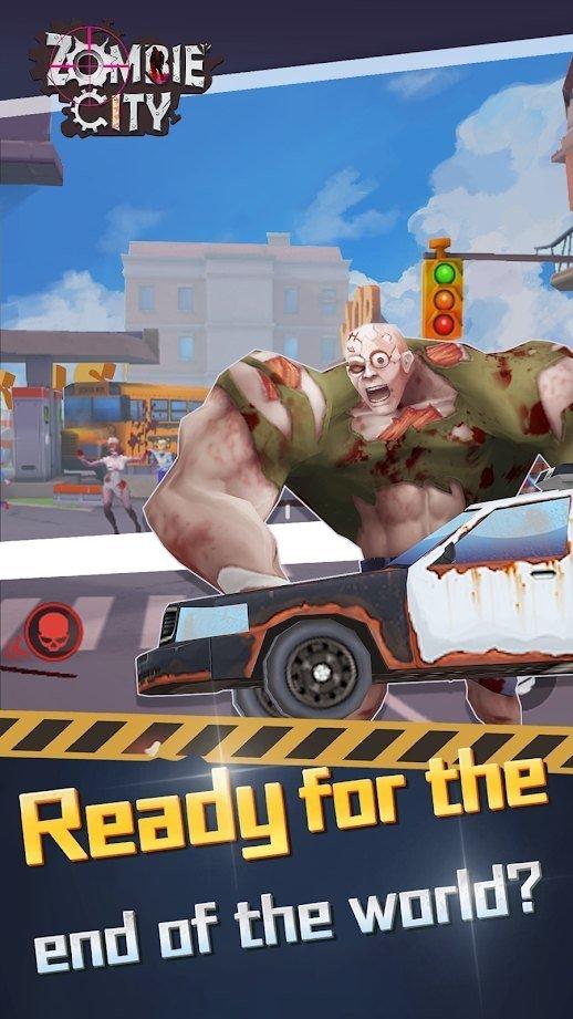僵尸城市3D 中文版