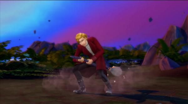 模擬人生4艾麗的夾克MOD游戲截圖