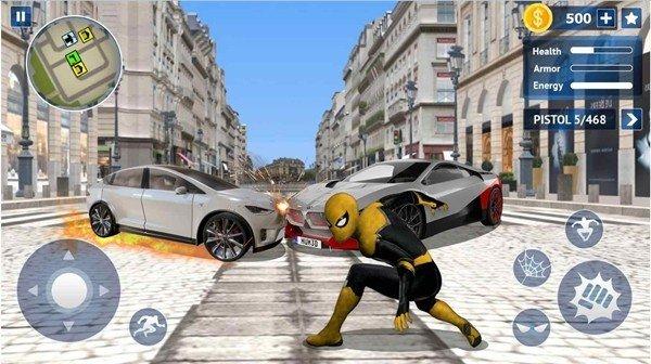 超级蜘蛛侠最强之战