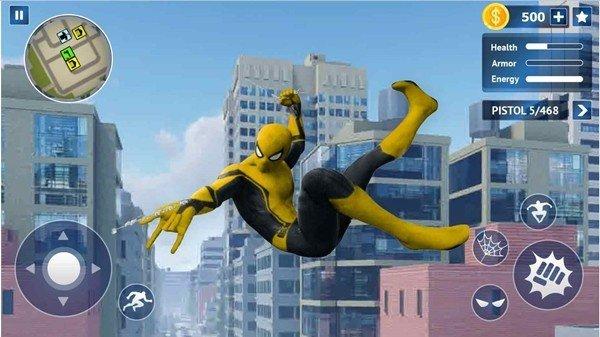 蜘蛛俠最強之戰