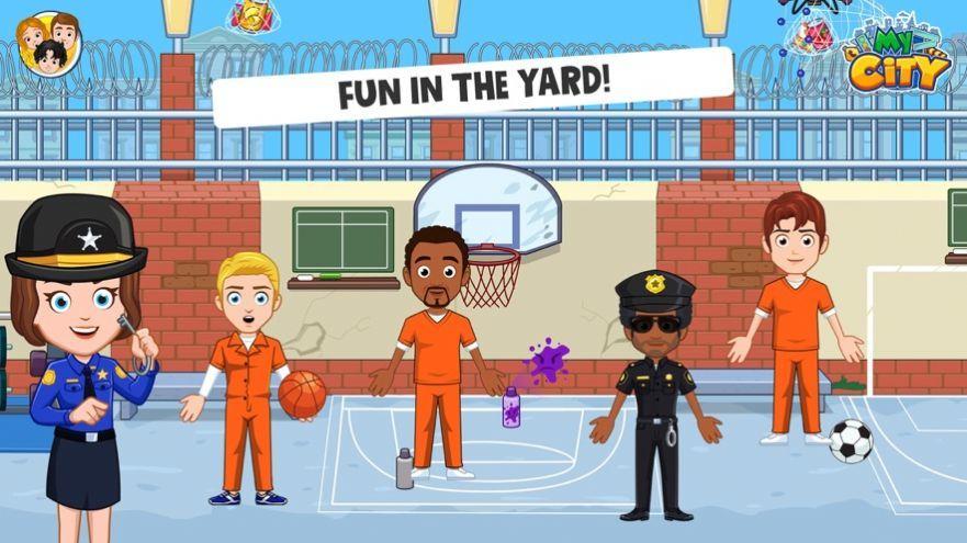 我的城市监狱游戏iOS版