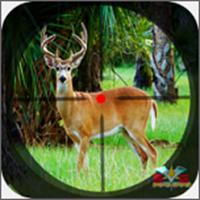 野生动物园猎鹿人