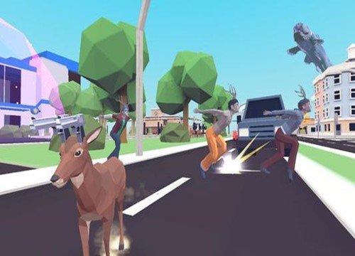 类似非常普通的鹿的游戏大全