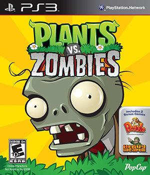 植物大战僵尸PS3版
