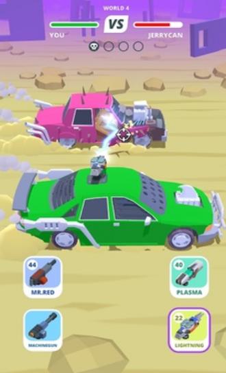 沙漠骑手破解版截图