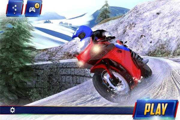 3D疯狂摩托车破解版截图