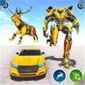 沙雕鹿机器人