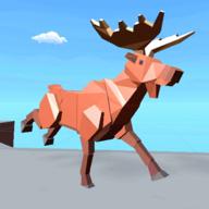 非常不普通的鹿