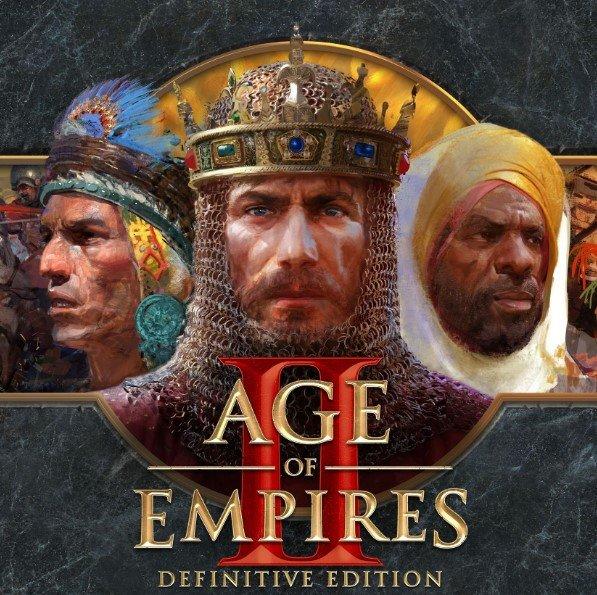 帝国时代2经典地图