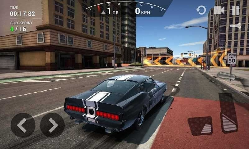 终极赛车驾驶模拟破解版