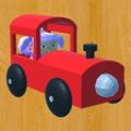 婴儿火车3D