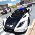 公安局警车模拟器