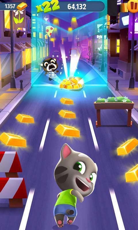 2020汤姆猫跑酷2破解版截图
