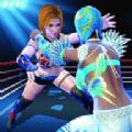 女子摔跤竞技