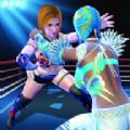 女子摔跤竞技游戏