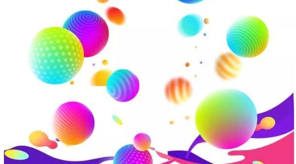 AI制作3D小球