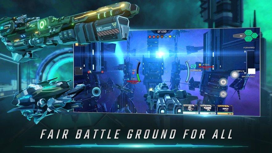 机械宇宙战斗