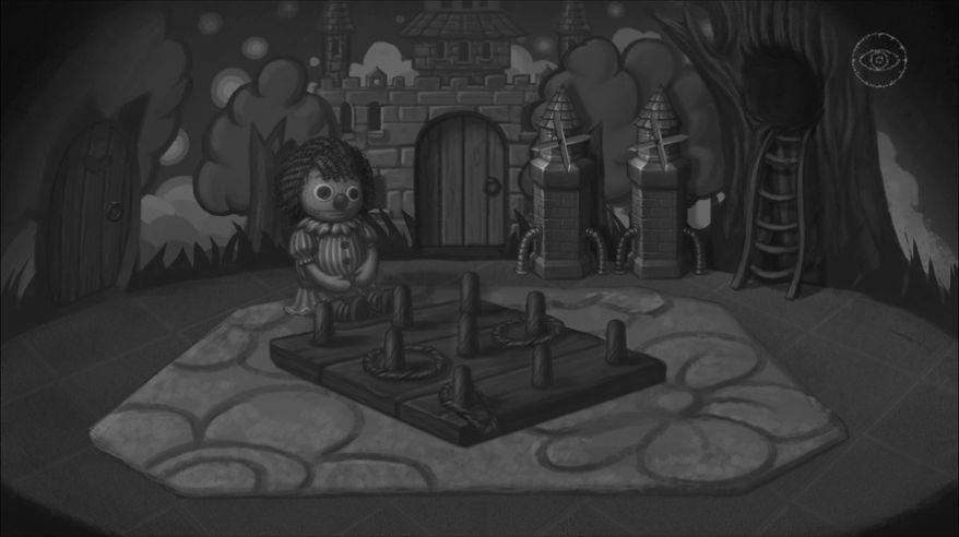 不死侦探之大娃娃屋
