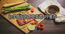 初学做饭的简单菜谱APP推荐