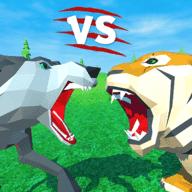 狼vs老虎模拟器