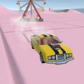 肌肉碰撞车模拟