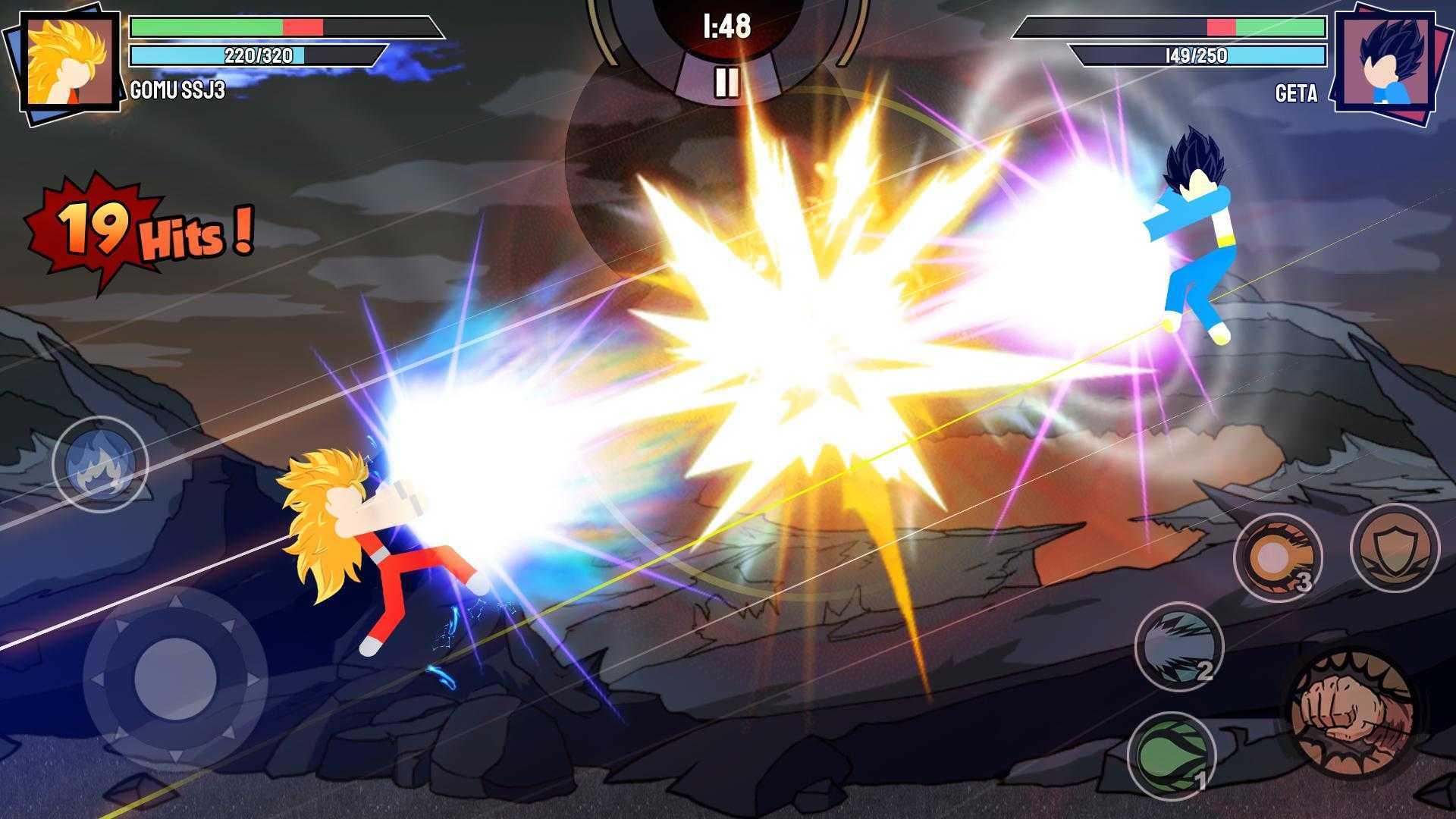 超级龙影格斗破解版