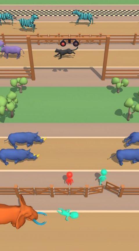 动物园冠军3D苹果版