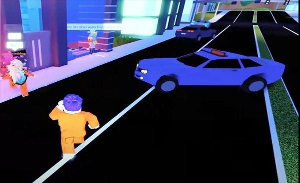 Obby越狱模拟器游戏截图