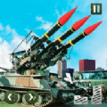 东风导弹模拟发射